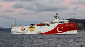 Ankara warns EU to stay out of its Mediterranean dispute with Greece