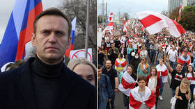 French pundit queries Western narrative on Navalny 'poisoning' & Belarus unrest with 'CIA' comments, gets bashed by establishment