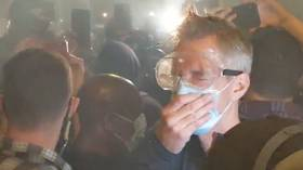'Placating the mob'?: Portland mayor BANS police from using tear gas at riots after fleeing violence at his own condo
