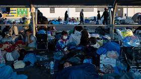 10 EU countries agree to take in 400 minors from Greece following Moria camp blaze