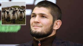 'They still owe me 3 SHEEP': Khabib Nurmagomedov talks about winning bet on Ismailov-Emelianenko fight