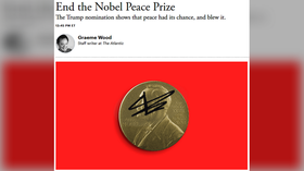 Delayed reaction? Trump's media foe The Atlantic calls to 'end' Nobel Peace Prize after his nomination, but not after Obama's