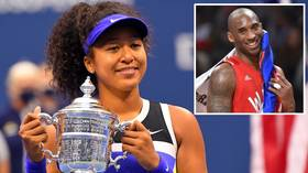 'I hope I can make him proud': US Open champion Naomi Osaka dedicates win to 'inspiring' Kobe Bryant