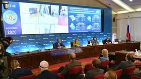 Pro-Kremlin regional heads leading in Russian elections, Navalny allies & far-right win city council seats in Siberia & Tambov