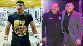 'SHOOT THEM DOWN!' Kazakh MMA fighter declares war on helicopters 'spreading Covid', arrested for inciting violence