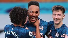 Here to stay! Arsenal captain Pierre-Emerick Aubameyang ends speculation about his future, signs new THREE-YEAR deal at Emirates