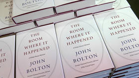 After failing to block publication, Justice Dept launches criminal probe into Bolton tell-all book