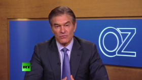 Dr. Oz reacts to Trump's taped admission of trying to downplay Covid-19