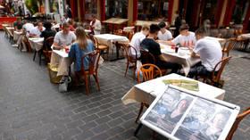 Restaurant subsidy scheme prompts sharp drop in UK inflation rate – govt statistics