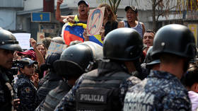 Venezuelan police & security forces committed 'arbitrary killings and systemic torture,' UN fact-finding mission claims
