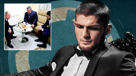 Life coaching with Khabib: Dapper UFC star reveals he is releasing a course to teach people 'how to be a champ in life & business'