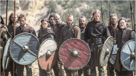Most Vikings WEREN'T blond after all: New Danish research debunks popular myth
