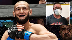 'NO-ONE'S going to stop me': Rising UFC star Khamzat Chimaev warns he will 'go 100 percent to kill' Gerald Meerschaert on US debut