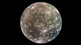 A habitable base in space? Russia's Space Agency believes humans could one day live on Callisto, Jupiter's second largest moon