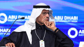 Saudi energy minister threatens oil price gamblers with 'ouching like hell' and market destabilization