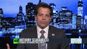 Anthony Scaramucci on Bob Woodward's book and the future of the GOP