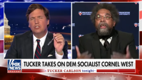 Political Twitter goes wild over conservative icon Tucker Carlson getting 'on board' with SOCIALISM in 2018