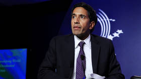 CNN's Sanjay Gupta ridiculed over claim 'SOURCE' told him Trump could have 'SAVED' 80-90 percent of people who died of Covid-19