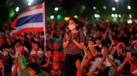 Thousands protest in Thailand demanding new government & monarchy reform (VIDEOS)