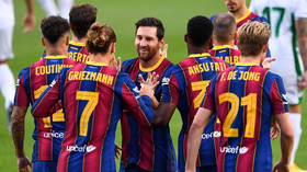 'Pirlo would be proud': Messi shows he's still fired up at Barcelona with STUNNING pass in pre-season win (VIDEO)