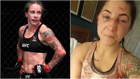 'I didn't want to keep hurting her!' UFC's Clark regrets battering opponent '3 weeks before her wedding' in late stoppage