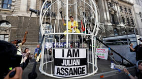 Slavoj Zizek: The treatment of Assange is an assault on everyone's personal freedoms