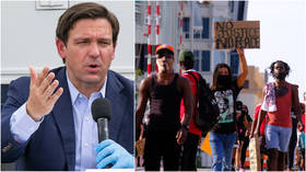 Democrats cry 'fascism' as Florida Gov. DeSantis proposes making participation in 'disorderly assemblies' a FELONY