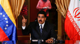 'Without any basis in international law': Venezuela blasts US sanctions on Maduro & Iran as 'sustained aggression'