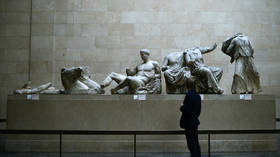US Congress members accused of trying to BLACKMAIL UK into returning Elgin Marbles to Greece