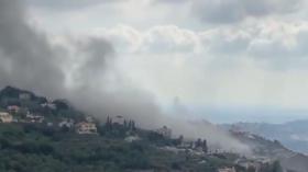 Major explosion rocks southern Lebanon, reportedly hits 'Hezbollah house' (VIDEOS, PHOTOS)