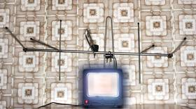 Rise of the (old) machines: Malfunctioning TV disrupted Welsh village's Internet connection for 18 MONTHS
