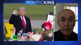 Writer Don Winslow talks election day fears and success of his anti-Trump videos