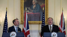 'Brussels, not UK threatening Irish peace,' Foreign Secretary Raab tells US