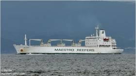 Russian frigate and civilian merchant vessel collide near Denmark – Danish Army
