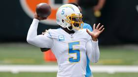 Deflategate 2.0? NFL's Tyrod Taylor suffered PUNCTURED LUNG as pre-game painkilling injection goes badly wrong