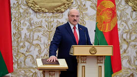 'So-called inauguration': EU joins US in rejecting legitimacy of Lukashenko's controversial new presidential mandate in Belarus
