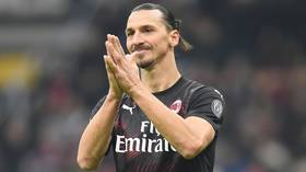 'You are not Zlatan, do not challenge the virus': AC Milan icon Ibrahimovic leads 'wear a mask' campaign after recovery from Covid