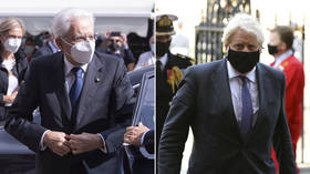 'We're freedom-loving too, but also serious': Italian president responds to BoJo's claim about why Italy has lower Covid-19 rate