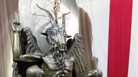 Hail Satan? Liberal mom tells how Ruth Bader Ginsburg's death drove her to SATANISM - only to be DISAVOWED by the Church of Satan