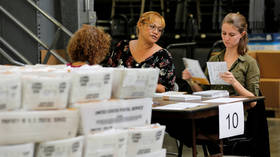 Several discarded absentee military ballots marked for Trump discovered as FBI insists voter fraud is localized & minor