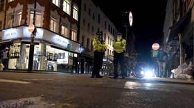 London police officer shot dead by man being detained at station, attacker then turned gun on himself