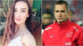 Wife of Turkish former football star 'offered hitman $1.3 million to kill him & bury body'