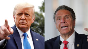 'Wish he trusted us on nursing homes!' Trump fires back at NY Gov. Cuomo for questioning safety of govt-approved vaccines