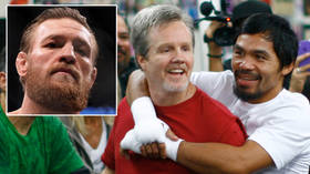 Easy work: Legendary trainer Roach warns McGregor that Pacquiao will knock him out quickly as ex-UFC champ bids for boxing return