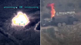 Information war cranks up as Azerbaijan & Armenia show more footage of alleged military victories in violent border flare-up