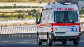 Ten Azerbaijani civilians killed in Nagorno-Karabakh clashes as death toll rises & fighting intensifies – President Aliyev