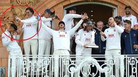 'Diabolical': English cricket team in firing line after Muslim player sprayed with alcohol during celebrations