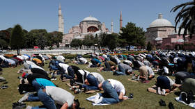 US Greek Orthodox Church seeks UN assistance over Turkey's Hagia Sophia conversion
