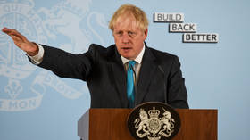 Did BoJo steal 'build back better' tagline from BIDEN? Fact checkers can relax, as BOTH repeat an old UN slogan from JAPAN