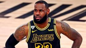 'It's been extremely tough': NBA superstar LeBron James says life in the NBA bubble is 'the most challenging thing I've ever done'